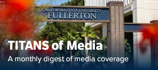 Titans of Media: A monthly digest of media coverage