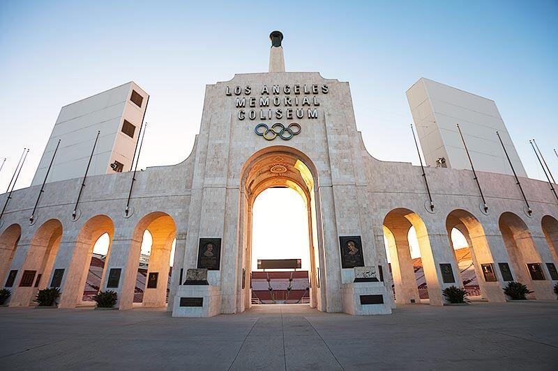 Los Angeles Coloseum