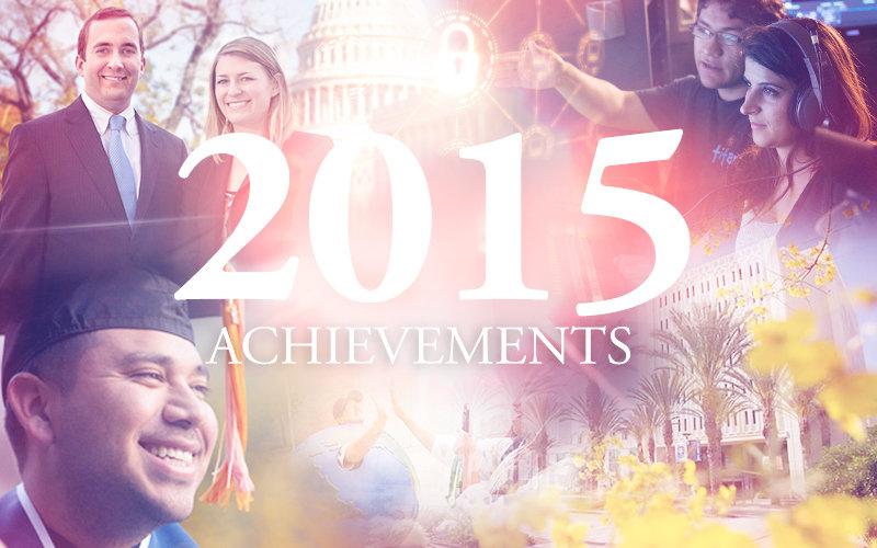 2015 Achievements