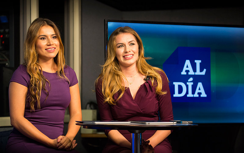 Al Dia reporters