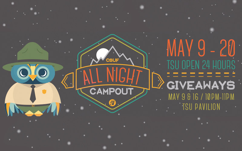 All Night Campout