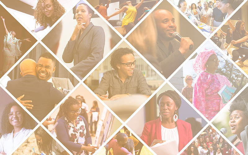 Black Intellectual Innovation Institute photo montage