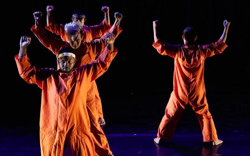 Blaktinx Dance Performance