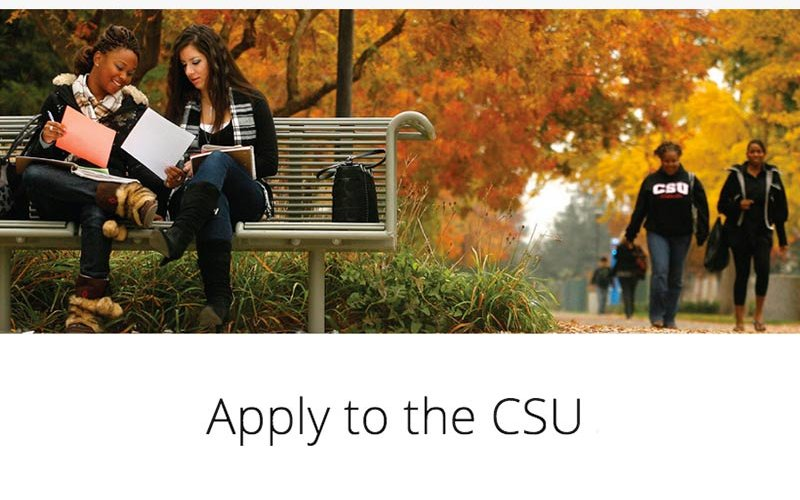 CSU Application Website