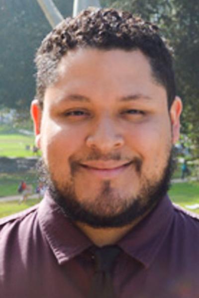 CSU Doctoral Incentive Scholarship recipient Chris Chacon