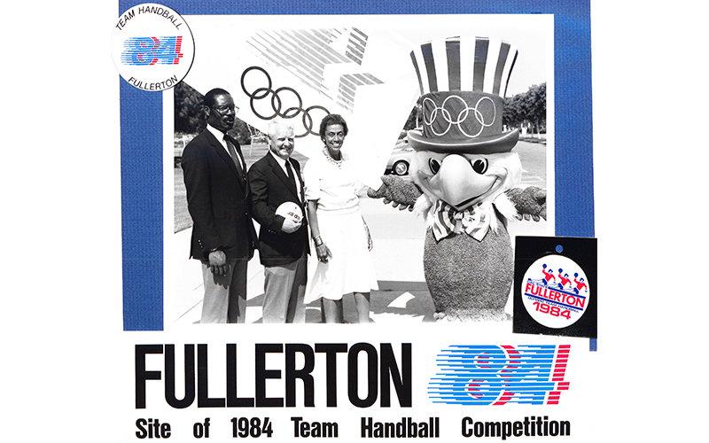 CSUF 1984 Olympics