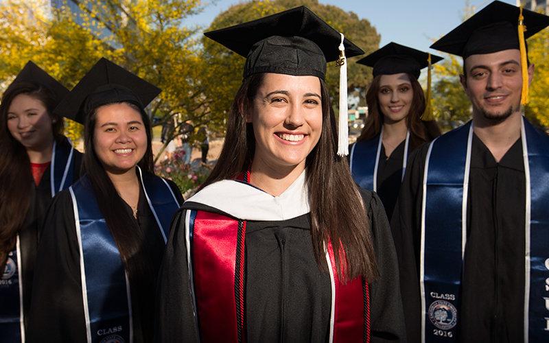 CSUF Graduates