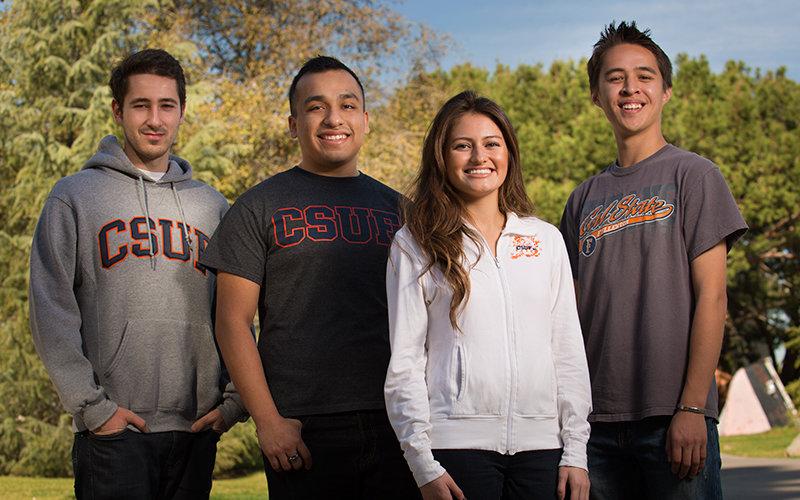 CSUF Students