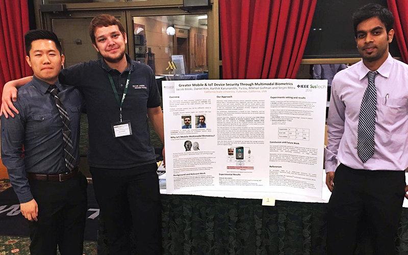 CSUF Biometrics Team