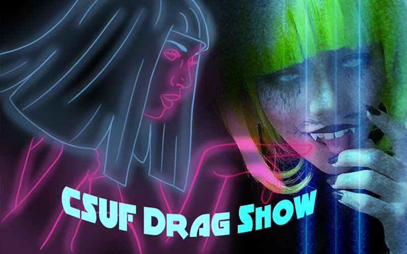 CSUF Drag Show Art and Personality