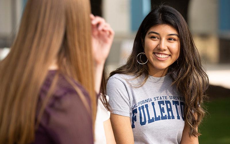CSUF Scholarship recipients