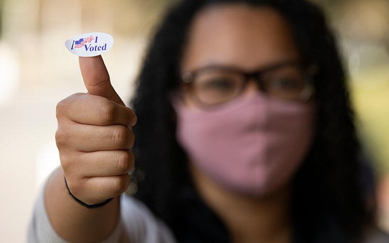 Janisha Vargas Voting