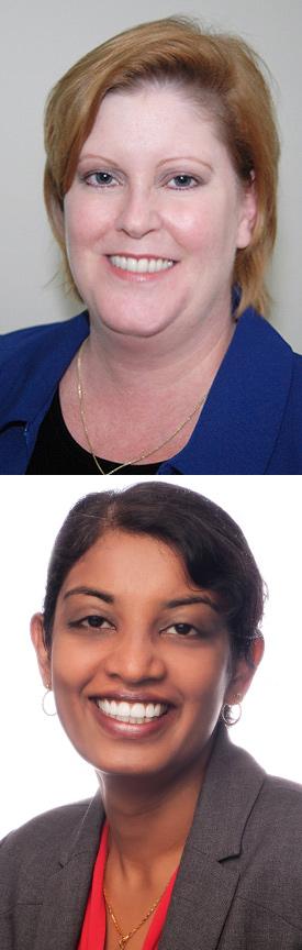 Susan Cadwallader, Adelina Gnanlet