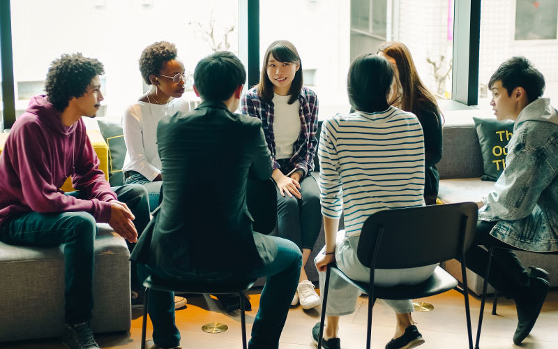 Students Diversity Conversations