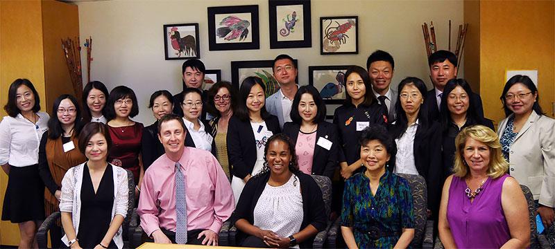 CSUF Chinese Scholars