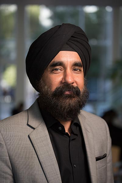 Chiranjeev Kohli, professor of marketing