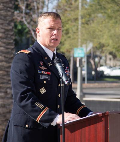 Major Michael F. Coerper
