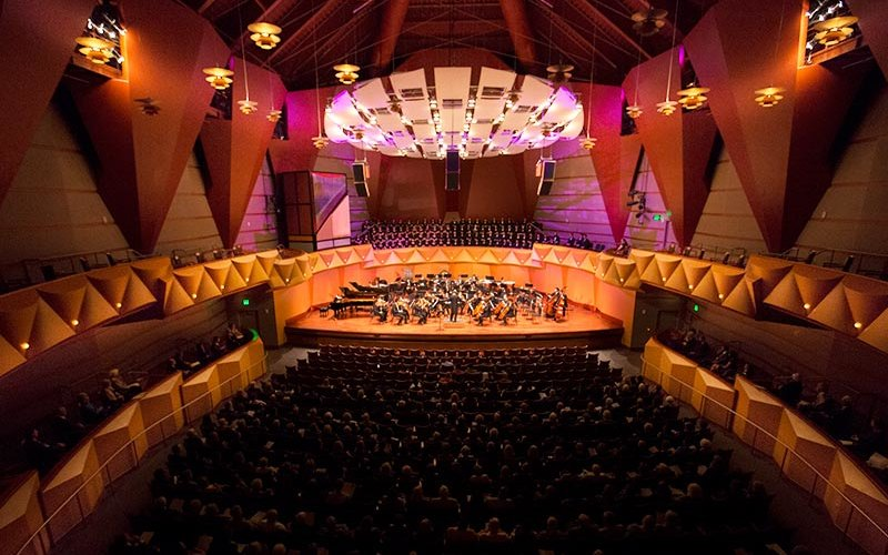 Clayes Concert Hall