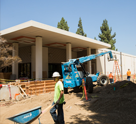 Counselling Center Construction
