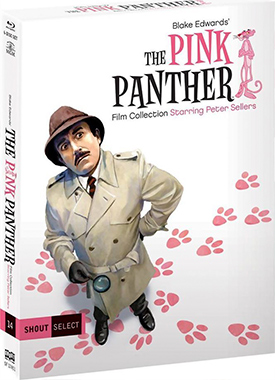 Cliff Crap Pink Panther