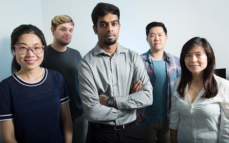 Yu Liu, Jacob Biloki, Karthik Karunanithi, Daniel Kim, Zhangying (Mandy) He