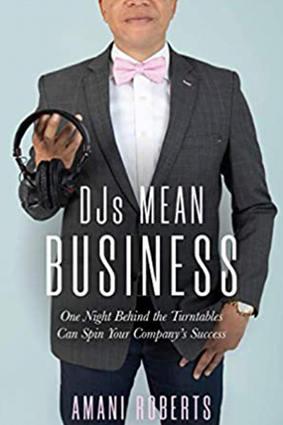 DJs Mean Business Book Cover