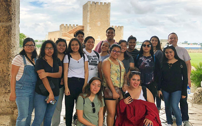 Dominican Republic Study Abroad Group