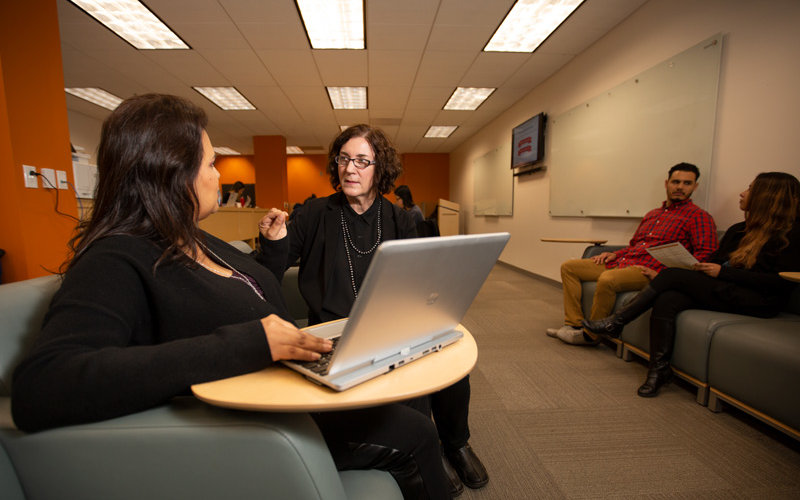 Rocio Prado talks with Katherine Powers.