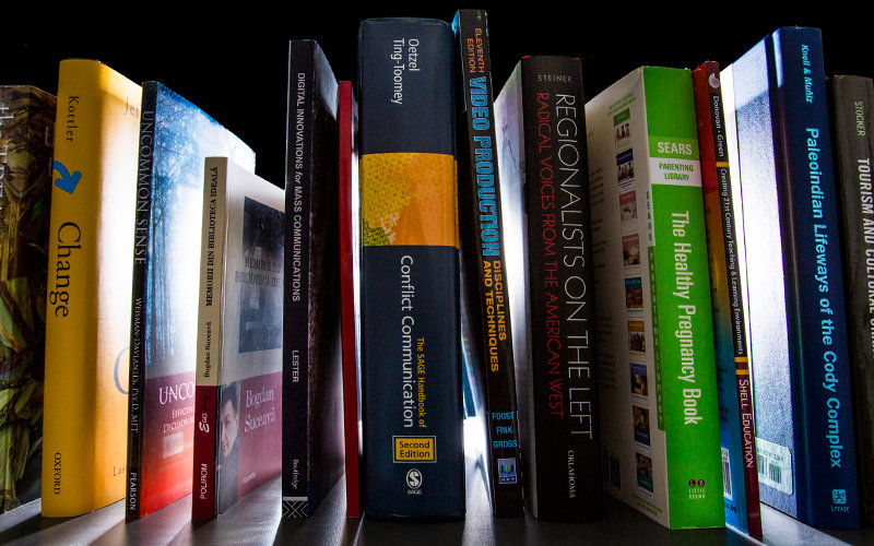 Books Authored by Faculty