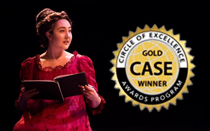 Frankenstein Production Case Award
