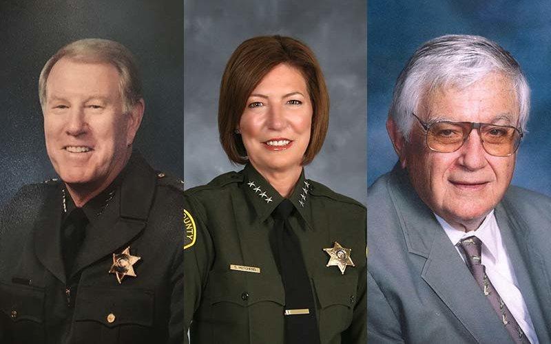 Brad Gates, Sandra Hutchens, Richard O'Neill