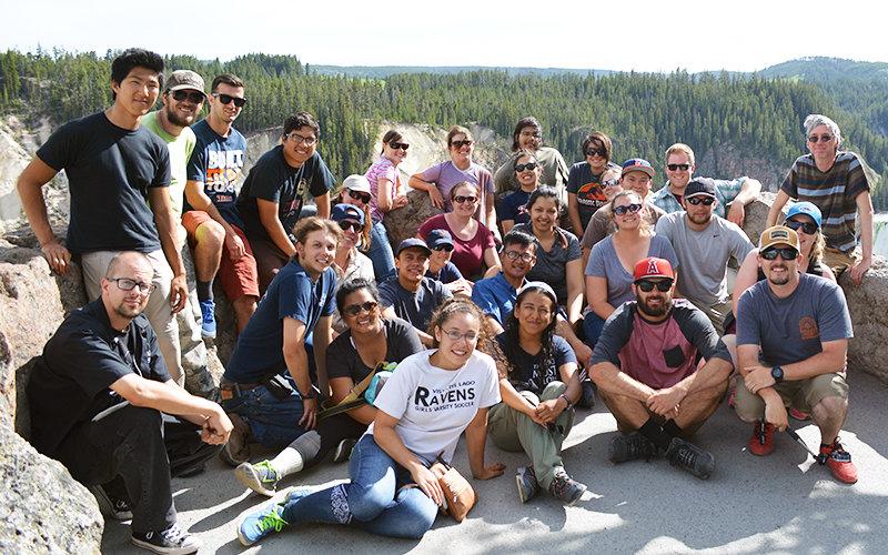 Montana Geology Camp