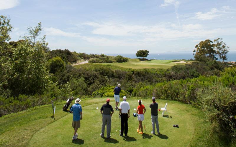 Pelican Hill Golf Tournament