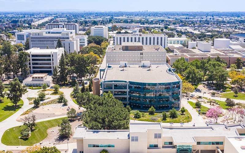 CSUF Aerial View