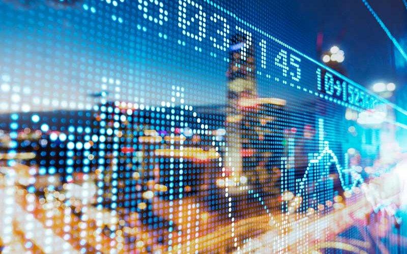 Stock Market Display