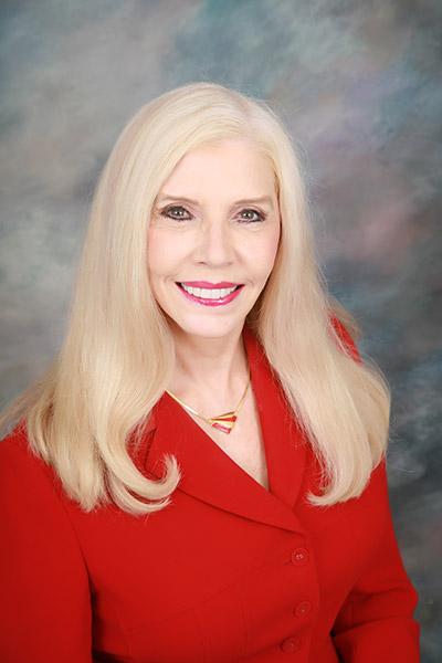 Portrait of Kay Stanton