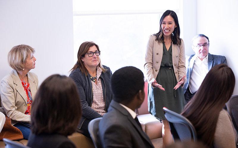 Lih Nguyen shares her executive experience.