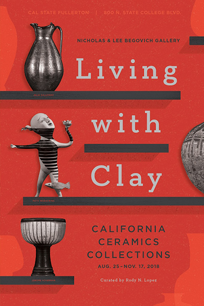 Living With Clay Poster