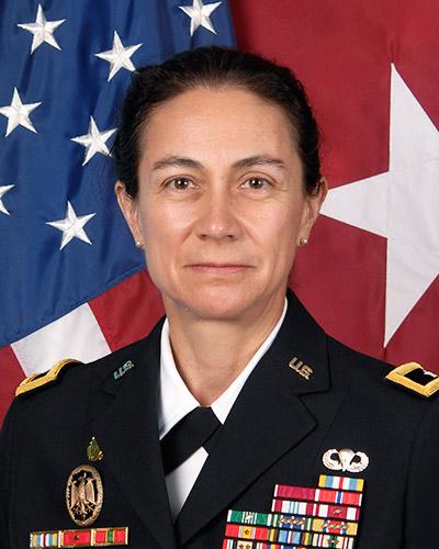 Portrait of Marion Garcia