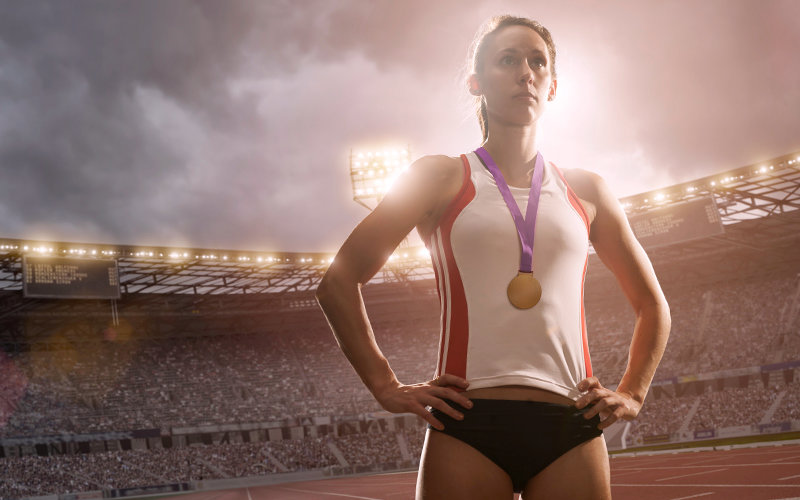 Olympic Athlete