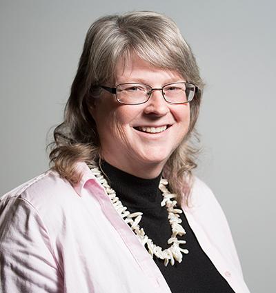 Merri Lynn Casem, professor of biological science