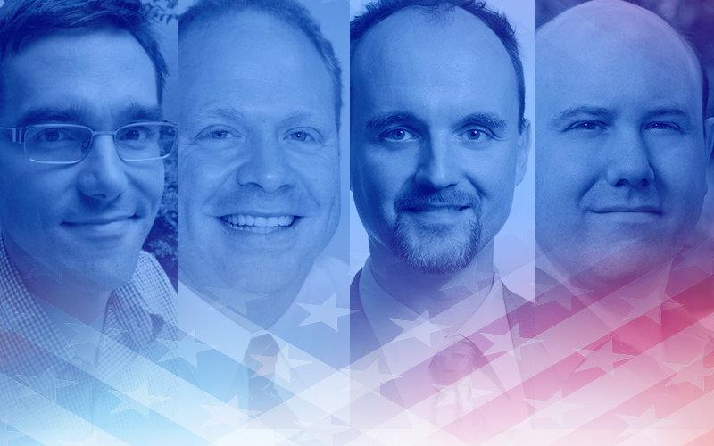 David Traven, Scott Spitzer, Rob Robinson, Matthew Jarvis