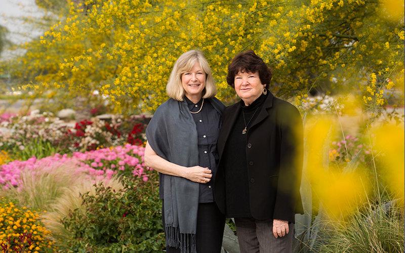 Terri Snyder and Leila Zenderland