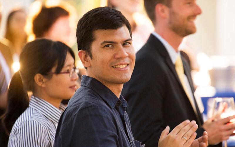 New Faculty Paul Salvador Inventado