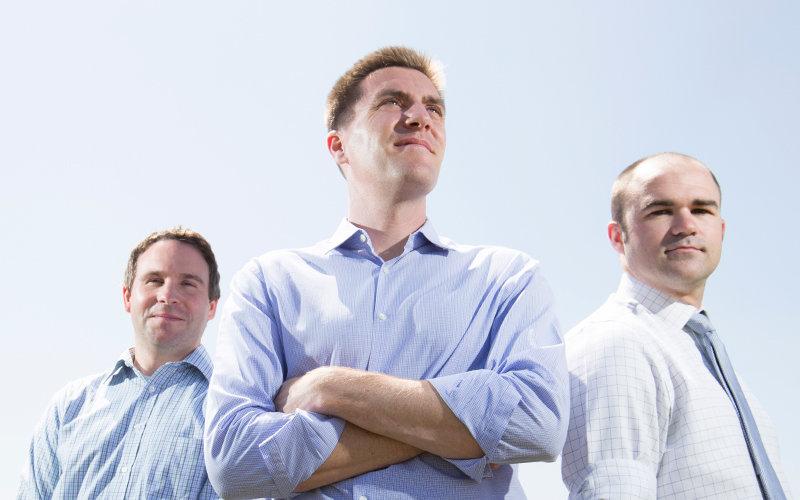 John Gleaves, Matt Llewellyn, Toby Rider