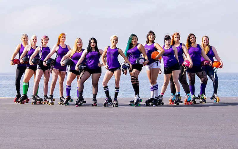 Outlaw Roller Derby Team
