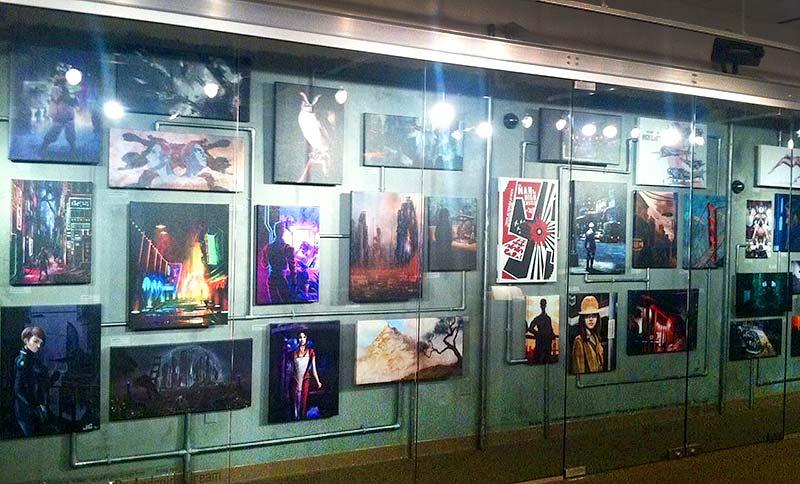Philip K. Dick exhibit