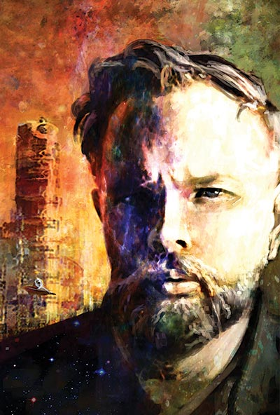 cience fiction author Philip K. Dick