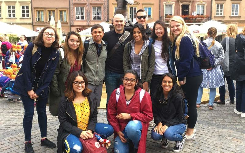 Honors Group Study Abroad Poland