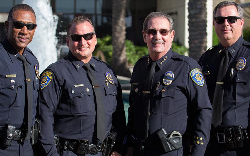 CSUF Police